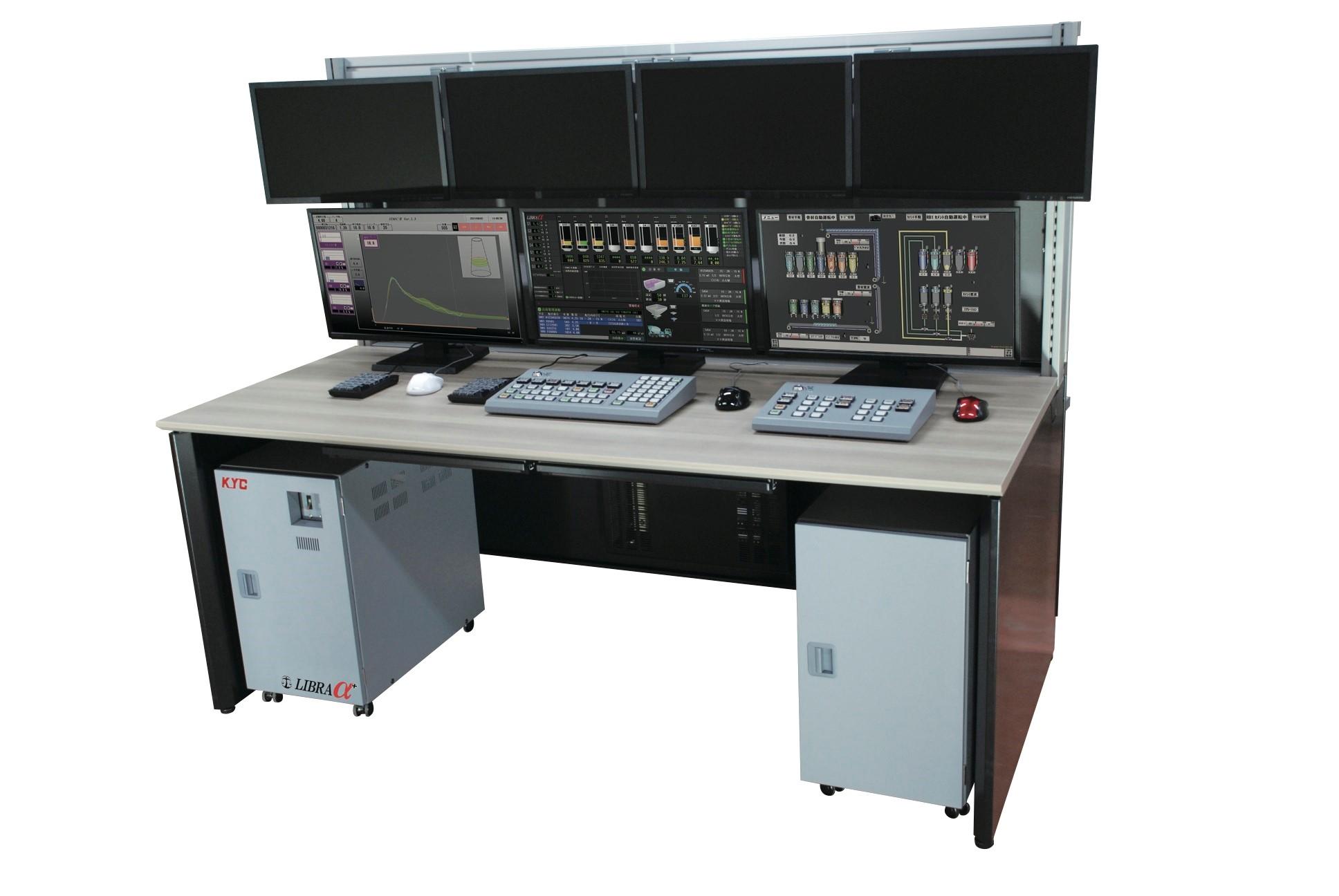 自動計量操作盤 LIBRAシリーズ